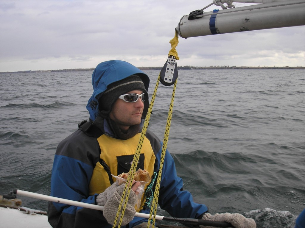 Sailor, website developer, and sandwicher